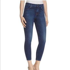 1173f9c0b8395 J Brand Alana High Rise Skinny Crop in Mesmeric 24
